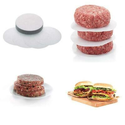"KitchenCraft Wax-Paper Beef Burger Discs, 11 cm (4.5"") (Pack of 250) - NEW!"