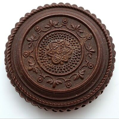"16th Plate ""OREO"" Thermoplastic Union Case, Berg #3-533 - Red-Brown"