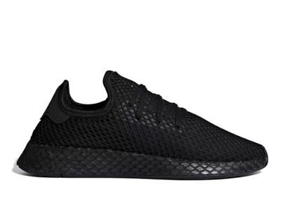 100% authentic 3db2a 78f41 Adidas Originals Deerupt Runner B41768 - Black, Running Shoes Athletic  Sneakers
