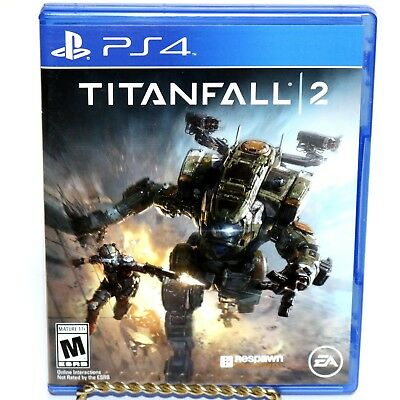 Titanfall 2 Video Game for Sony Playstation 4 PS4