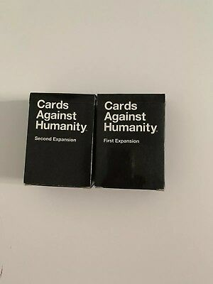 Cards Against Humanity Expansion 1 And 2