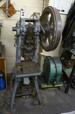 E.W. Bliss No.18 Punch Press excellent, reliable, good working machine