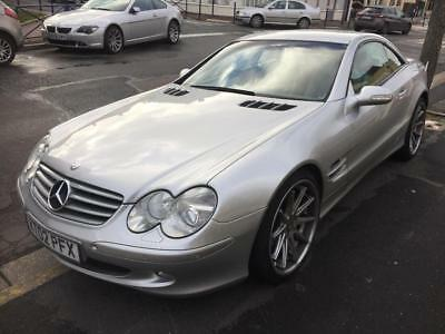 MERCEDES SL500 Roadster SWAP 356Ch Full OPptions
