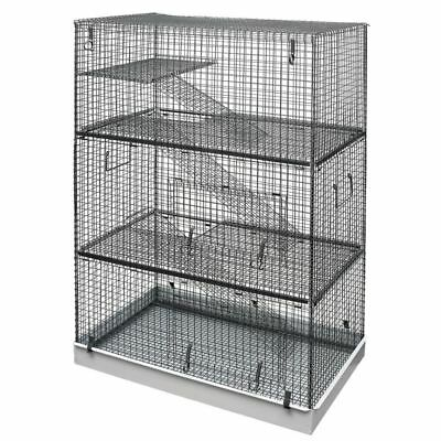Lb Wire Rodent Cage Trp 70x42x104c