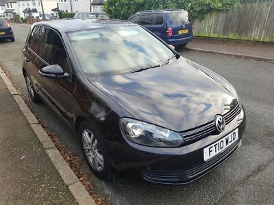 Vw golf mk6 1.6 tdi BlueMotion