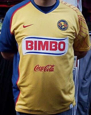 cc71128722 Nike Club America Home Jersey Season 2007-2008 Liga Mx Retro For Men