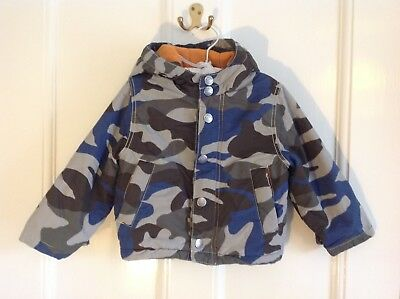 MINI BODEN Boys Coat 18-24 Months