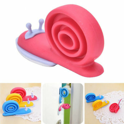 Snail Child Safety Protector Door Stop Guard Fridge Drawer Cupboard Catch Lock