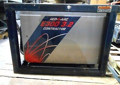 RED-D-ARC E300 3+2 STICK WELDERS 480V 250 A  - RECON/TESTED welding machine
