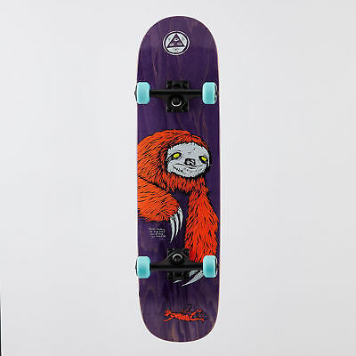City Beach Welcome Skateboards Sloth Complete 8.0