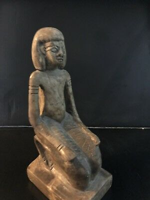 Rare Ancient Egyptian Seated Neferefre (Old Kingdom)