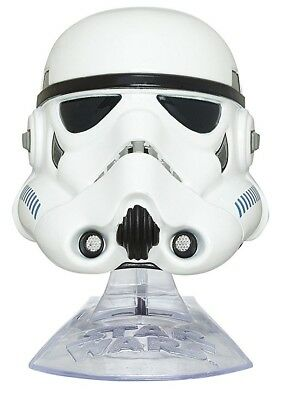 1/6 STORMTROOPER HELMET HEAD  HELM - Titanium Black Series - Star Wars - NEU NEW