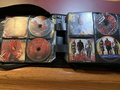 Lot of Used ASSORTED DVD Movies - 120 Plus DVDs - Used DVDs Lot - Wholesale