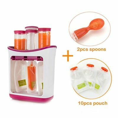 Food Maker Baby Newborn Juice Containers Storage For Feeding Kids Insulation Bag