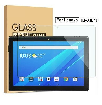 [2 Pack] Premium Tempered Glass Screen Protector for Lenovo TAB E10 TB-X104F