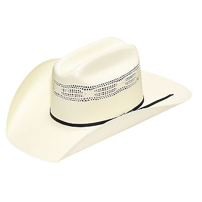 Twister 5X Shantung Double S Straw Cowboy Hat - T71563.  30.99 Buy It Now  29d 18h. See Details. Twister Natural Straw 4.25in Crown Bangora Hat 6.75 f2db409829d3