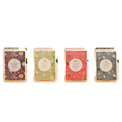 4x Portable Notebook Pocket Diary Memo Notepad Journal Planner School Note Pad