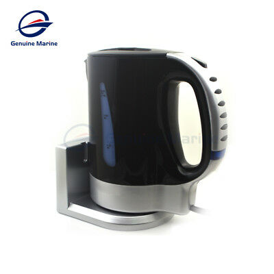12V RV Boat Electric Kettle Thermos Hot Water Pot  200W about 750ml 0.75L