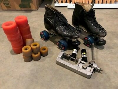 Vintage Riedell 295 Speed Skates