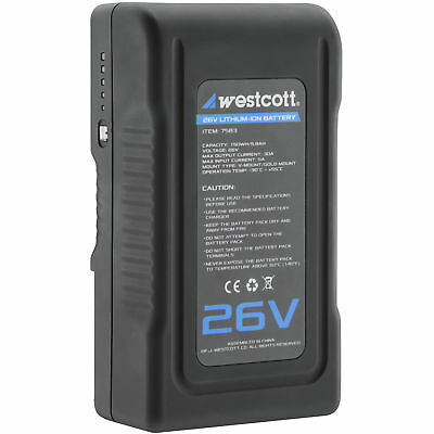 Westcott 26V Lithium-Ion Battery for Flex Cine Mats