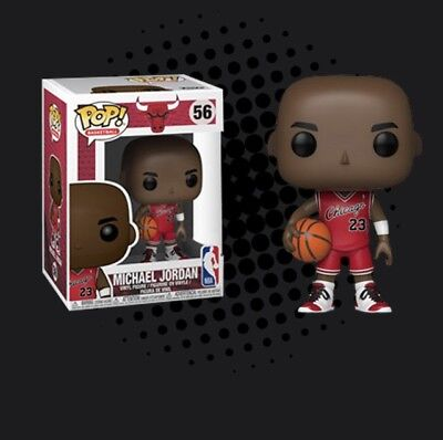 Funko POP NBA  Chicago Bulls Michael Jordan Preorder #56