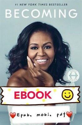 Becoming By Michelle Obama (EB00K)