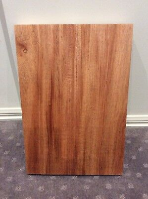 Genuine African Mahogany Guitar Body Blank. Luthier. Timber Tone wood #2