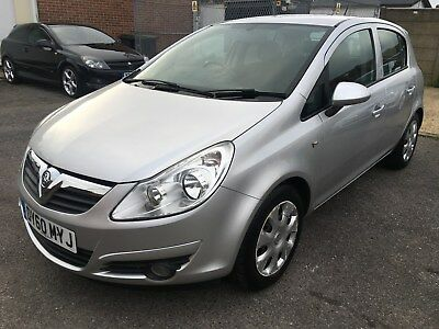 2010 Corsa 1.2 Exclusive 5Door 56,000 Miles