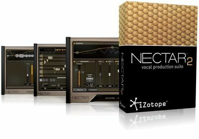 Izotope Nectar 2 Vocal Production Suite