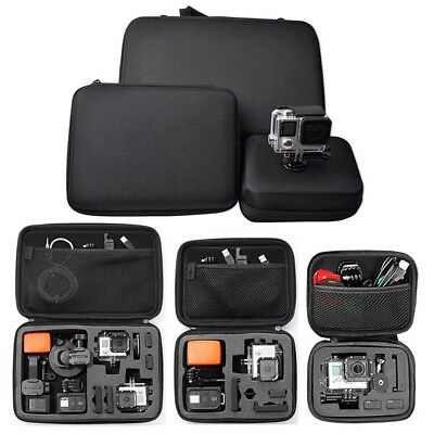 Arxus Shockproof Bag Carrying Case for Gopro Hero and Action camera accessories
