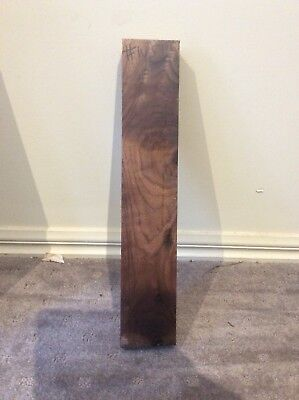 American Black Walnut. Luthier, Craft. Timber. Slab. #W51
