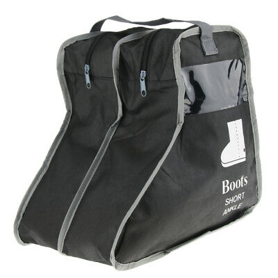 Boots Storage Bag Travel Home Tall Shoes Cover Dustproof Protector, Black S