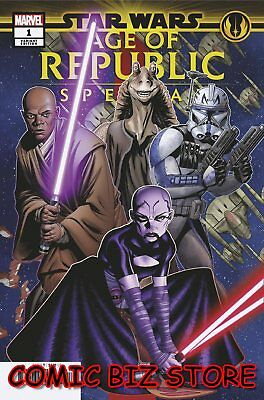 Star Wars Age Republic Special #1 (2019) 1St Print Mckone Variant Cover ($4.99)