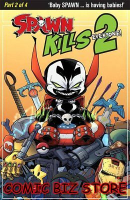 Spawn  Kills Everyone Too #2 (Of 4) (2019) 1St Printing Mcfarlane Cover A