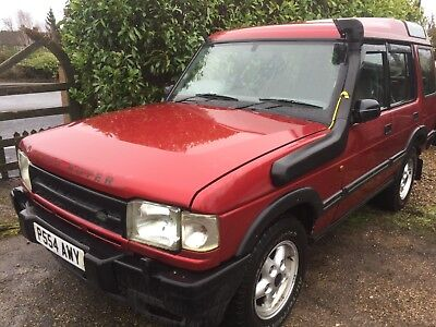 Landrover Discovery 300Tdi Auto,   Ready For Winter
