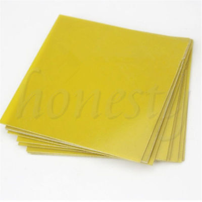 100mmx100mm Epoxy Glass Fiber Resin Clad Plate PCB Circuit Board Useful Tool