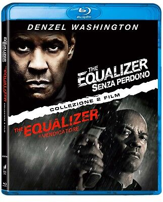 Equalizer Collection (2 Blu-Ray) - Equalizer (The) (Blu-Ray) Italian Edition |Ne