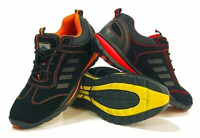 Portwest Steelite Lusum Safety Trainers Steel Toe Cap Work Boots Shoes FW34