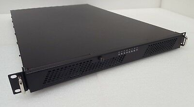 "- 1U Rackmount case Support 1x slim DVD & FDD bay, 4x 3.5"" Hot swap HDD bays"