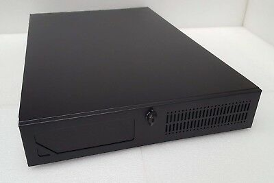 "- 2U 19"" Rackmount 7 Low Profile slots ATX Server Chassis with 600W PSU"