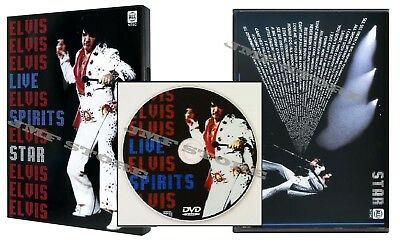 Elvis Presley Live Spirits Expanded Deluxe Edition Dvd