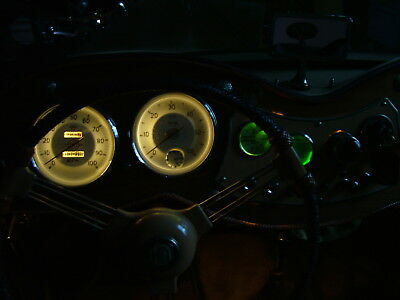 Replacement Dash Led's for your MG TC TD TF Vintage Car Pos -ground