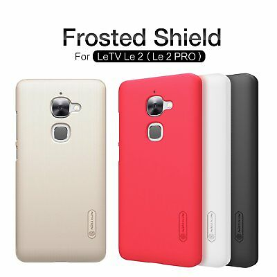Nillkin Super Frosted Shield Hard Case Cover for LeEco LeTV Le 2 Pro X625 X620