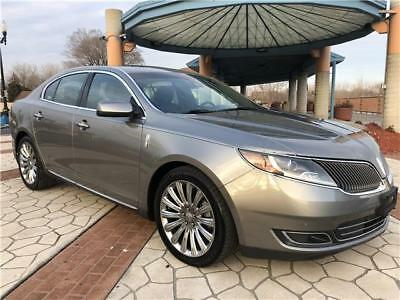 2015 Lincoln MKS -- 15 Lincoln MKS AWD 27k Miles Panoramic Roof Super Clean Flood Title Buy & Save