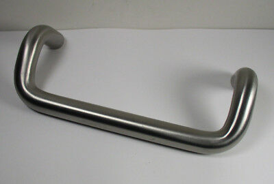 "10"" CTC Commercial Offset Door Pull 1"" Round"