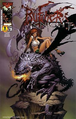 BUTCHER KNIGHT #1 Variant Cover by Marc Silvestri Image