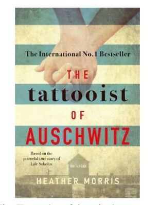The Tattooist Of Auschwitz - Heather Morris Paperback English
