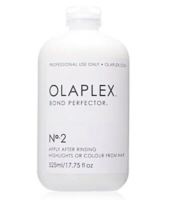 🌟New! OLAPLEX Bond Perfector No 2 Treatment 17.75 OZ - FRESH - SEALED!🌟