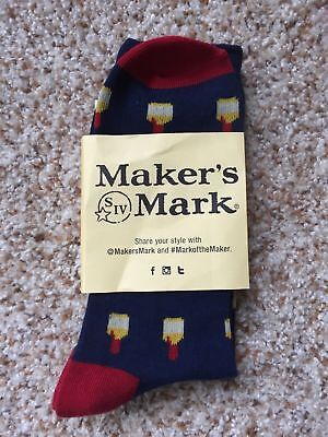 New Makers Mark whiskey socks 2018
