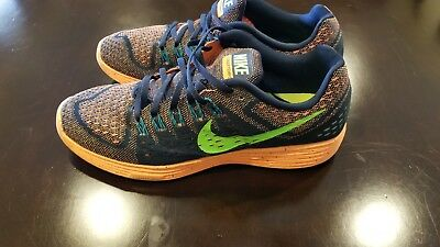 new product e0e40 789e8 Nike Lunartempo Fly Wire (705461 404) Running Sneakers Mens Sz 11.5